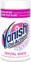 Vanish Oxi Action Crystal White Base Poeder - Voor Witte Was - 1,5 kg