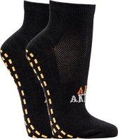 Topsocks yoga sokken ABS-35-38 kleur: zwart maat: 35-38
