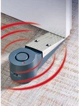 Deurstopper X66 met Alarm - 3,9x4,8x13,8 Cm - Kunststof