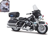 MAISTO Harley-davidson FLHTPI ELECTRA GLIDE POLICE 2004 1:24