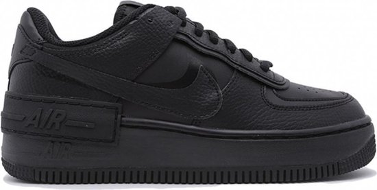 Nike WMNS Air Force Shadow Zwart - Dames Sneaker - CI0919-001 - Maat 37.5
