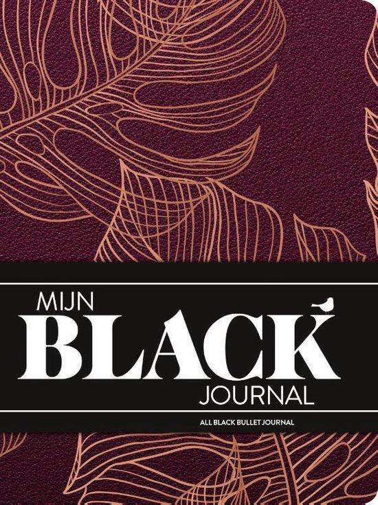 Mijn Black Journal Monstera - Diverse auteurs |
