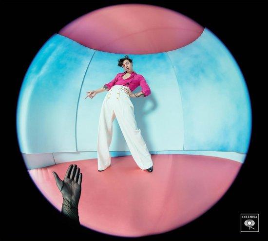 CD cover van Fine Line van Harry Styles