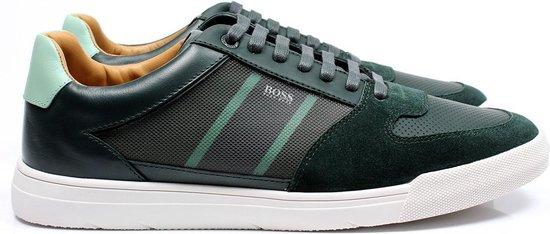 Hugo Boss Cosmo Tenn sneaker - groen, ,42 / 8