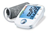 Beurer BM44 - Bloeddrukmeter bovenarm - XL display - Wit