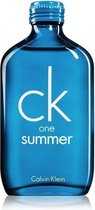 Calvin Klein CK One Summer eau de toilette Unisex 100 ml