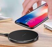 Adata Wireless Charger- Draadloze oplader - Apple & Android - Draadloos opladen - Stijlvol Zwart