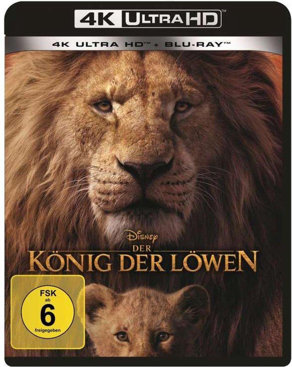 The Lion King (2019) (Ultra HD Blu-ray & Blu-ray)-