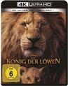 The Lion King (2019) (Ultra HD Blu-ray & Blu-ray)