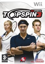 Top Spin 3 /Wii
