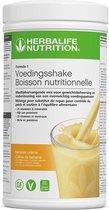 Herbalife Formula 1 Voedingsshake Banaan smaak - Maaltijdvervanger - Ideaal Ontbijt 550g