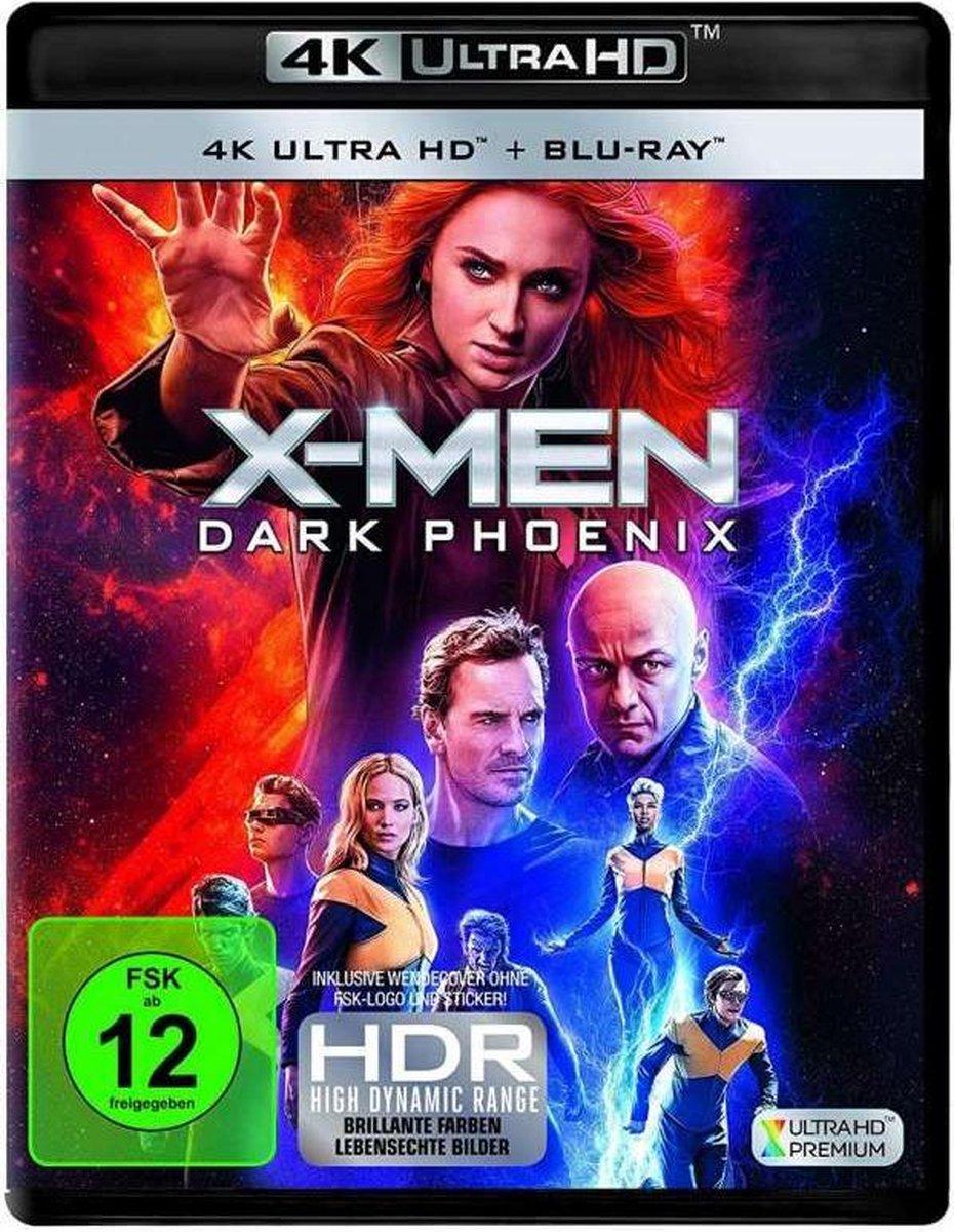 X-Men: Dark Phoenix (Ultra HD Blu-ray & Blu-ray)-