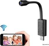 Knoop camera wifi - verborgen camera wifi - spy camera wifi