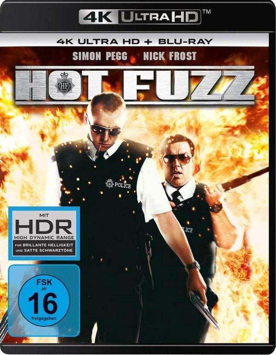 Hot Fuzz (Ultra HD Blu-ray & Blu-ray)-