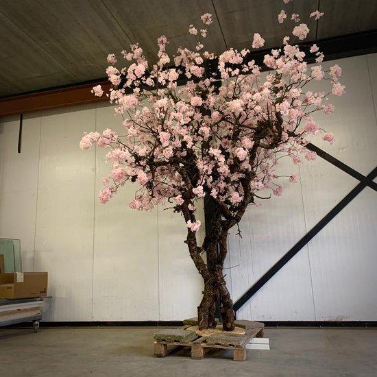 Seta Fiori - kunst bloesemboom - rituals - zacht roze - 300cm