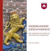 Boek cover Vaderlandse Geschiedenis van Herman Belien