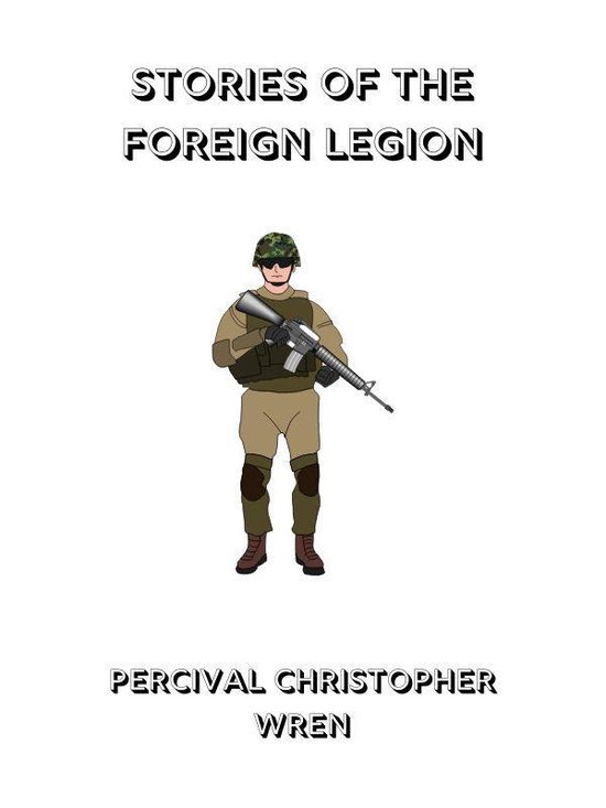Stories of the Foreign Legion