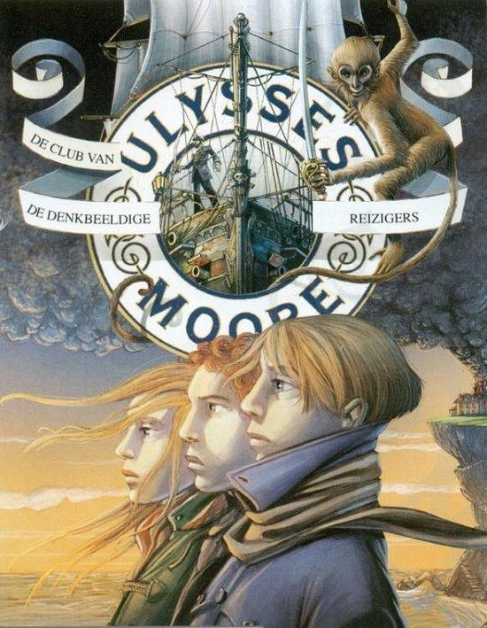 Ulysses moore (12): de club van de denkbeeldige reizigers - Ulysses Moore |