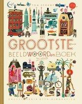 Boek cover Het grootste en leukste beeldwoordenboek ter wereld van Tom Schamp