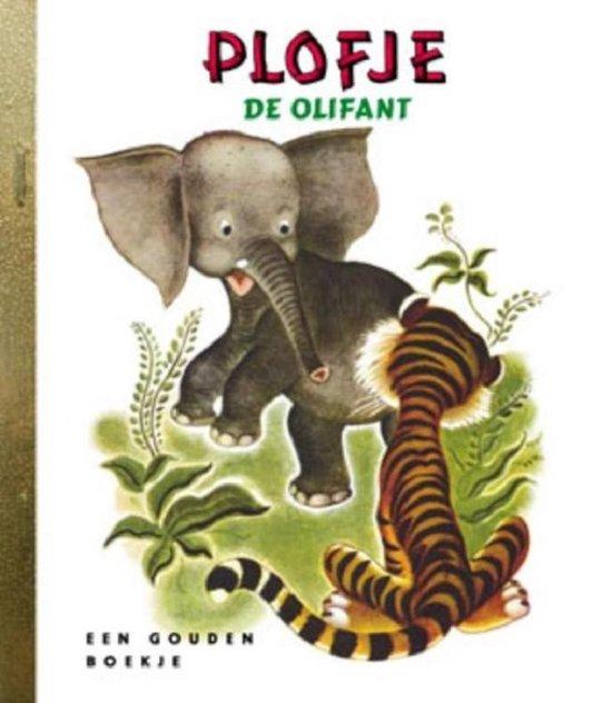 Plofje de olifant - Kathryn Jackson |