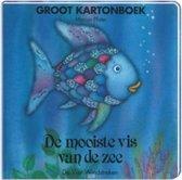 Boek cover De mooiste vis van de zee  -   Groot Kartonboek, De mooiste vis van de zee van Marcus Pfister (Onbekend)