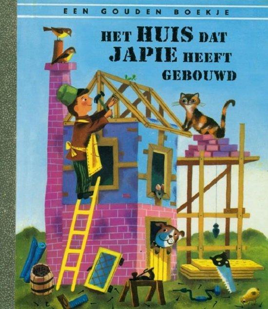 Gouden Boekjes - Het huis dat Japie heeft gebouwd - Annie M.G. Schmidt |
