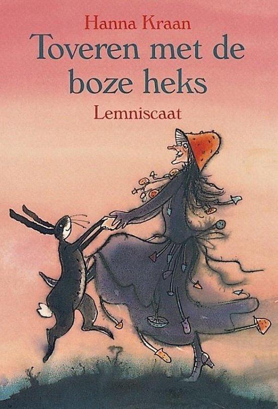Boek cover Hibba Boek Toveren met de boze heks van Hanna Kraan (Hardcover)