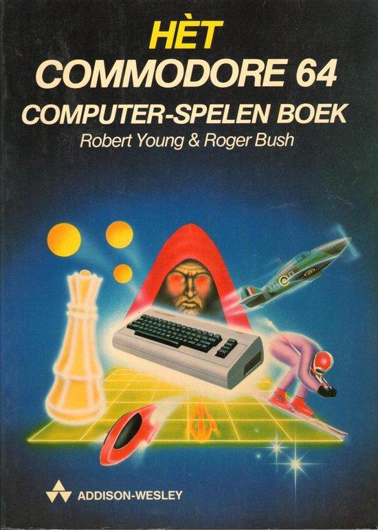 Comodore 64 computer-spelen boek - Robert Young   Fthsonline.com