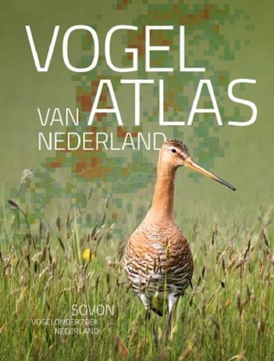Afbeelding van het spel De Fontein Vogelatlas van Nederland ****