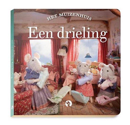 Boek cover Het Muizenhuis  -   Sam en Julia - Een drieling & Verjaardag (set) van Karina Schaapman (Hardcover)