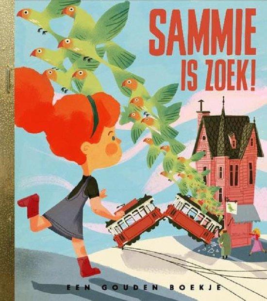 Gouden Boekjes - Sammie is zoek! - Emanuel Wiemans |