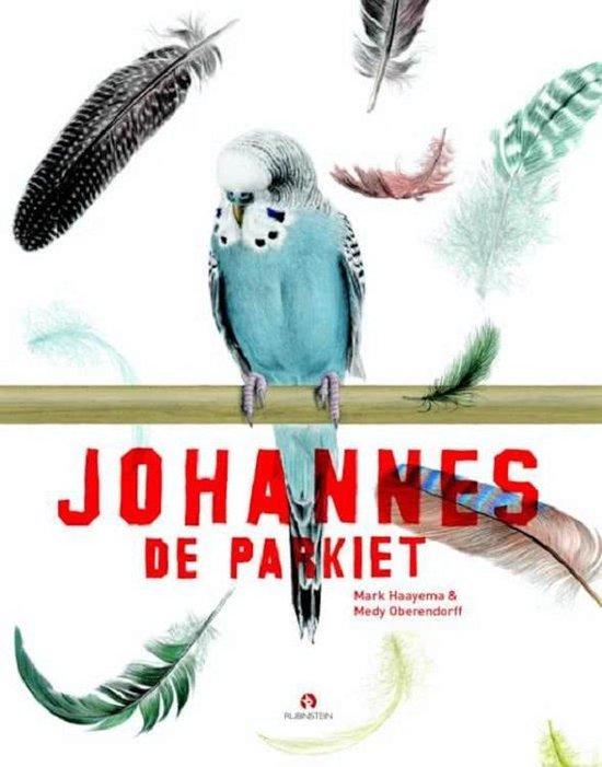 Boek cover Johannes De Parkiet van Mark Haayema (Hardcover)