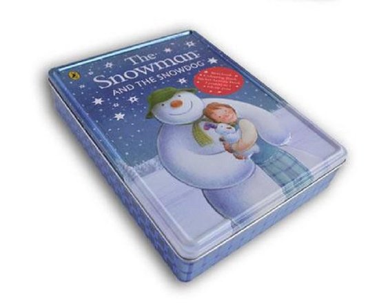 The Snowman/ Sneeuwman - Raymond Briggs   Fthsonline.com