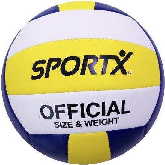 Thumbnail van een extra afbeelding van het spel SportX Volleybal Official 260-280gr