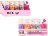 Create It! Nagellak Confetti 8 Ml 5-delig