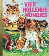 Gouden Boekjes - Vier hollende hondjes