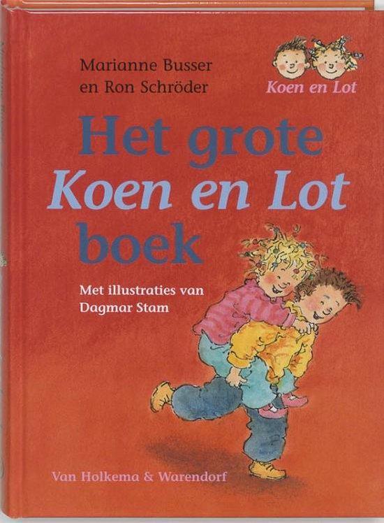 Het grote Koen en Lot boek - Marianne Busser pdf epub