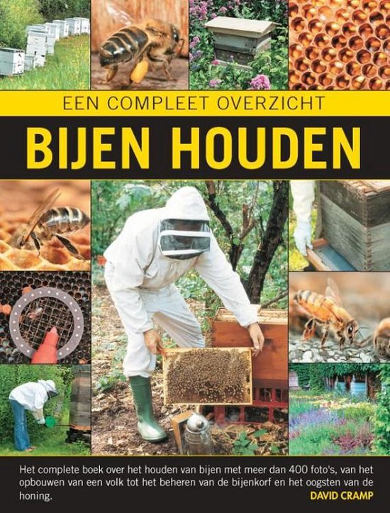 Bijen houden - David Cramp  