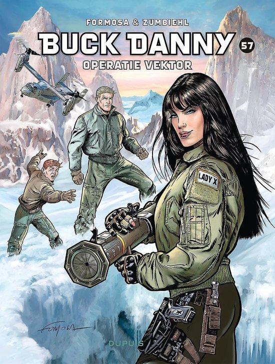 Buck Danny 057. Operatie Vektor - Gil Formosa |