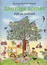 Boek cover Zonnige zomer van Rotraut Susanne Berner (Hardcover)