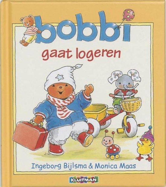 Bobbi 10 - Bobbi gaat logeren - Ingeborg Bijlsma |