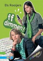 Zoeklicht dyslexie - ff dimmen!