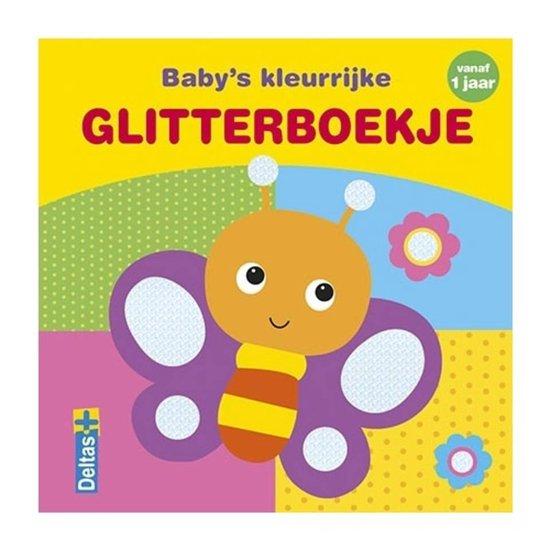 Babys kleurrijke glitterboekje vanaf 1 jaar - none pdf epub