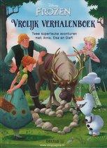 Disney Frozen. Vrolijk verhalenboek. Twee superleuke avonturen met Anna, Elsa en Olaf!