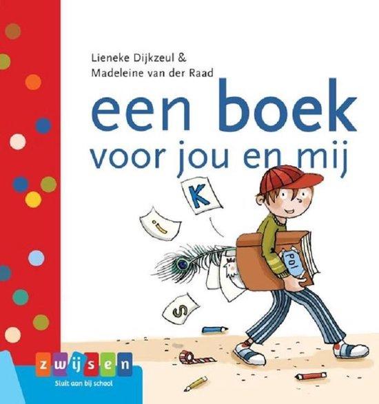 Boek cover Leren lezen AVI start - een boek voor jou en mij van Lieneke Dijkzeul (Hardcover)