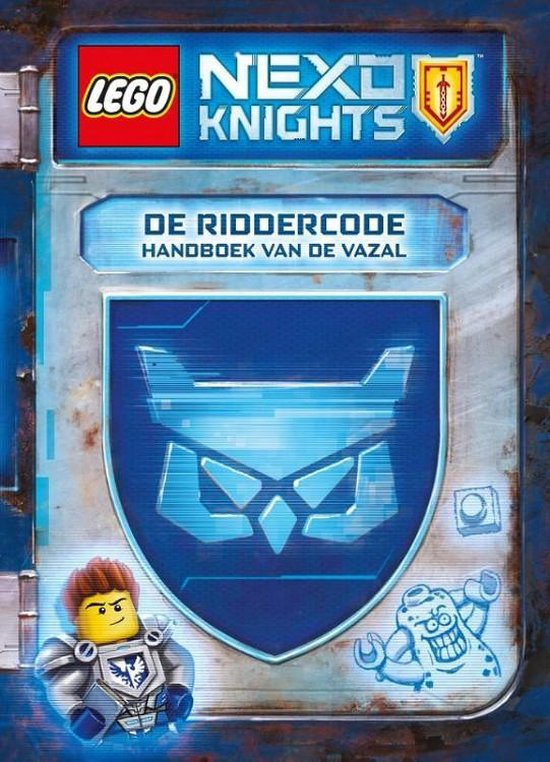 LEGO Nexo knights - De Riddercode - John Derevlany  