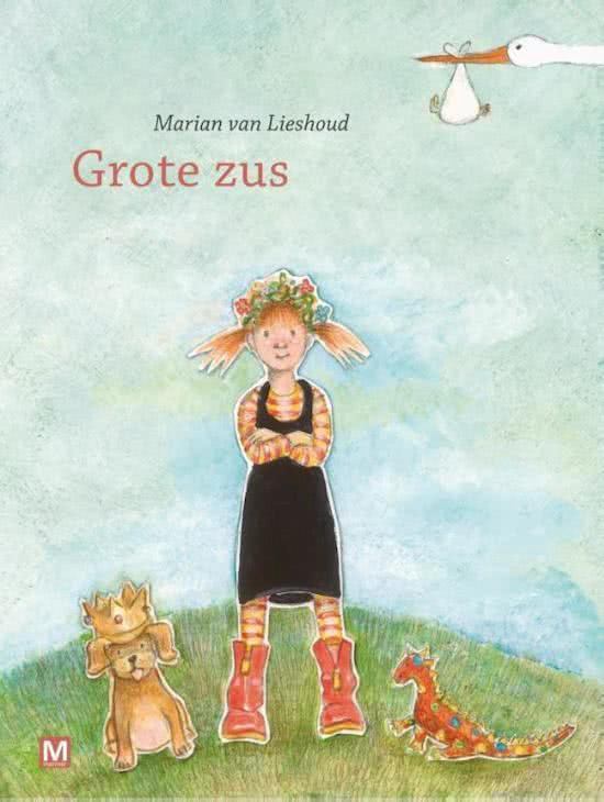 Grote zus - Marian van Lieshoud |