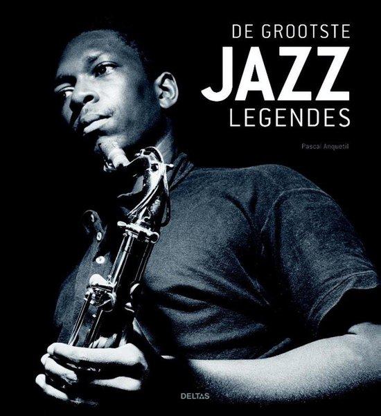 De grootste jazz legendes - Pascal Anquetil |