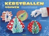 Kerstballen vouwen