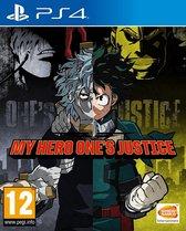 BANDAI NAMCO Entertainment My Hero One's Justice, PS4 video-game PlayStation 4 Basis Engels